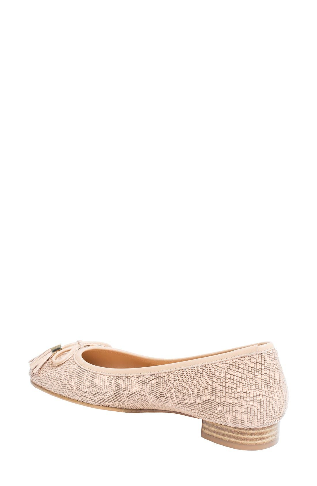 Alternate Image 2  - UKIES Lara Ballet Flat (Women)