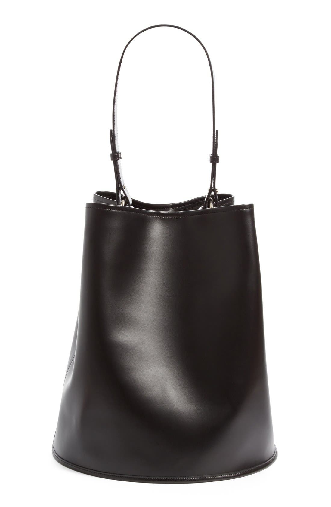 Alternate Image 3  - Creatures of Comfort Large Calfskin Leather Bucket Bag