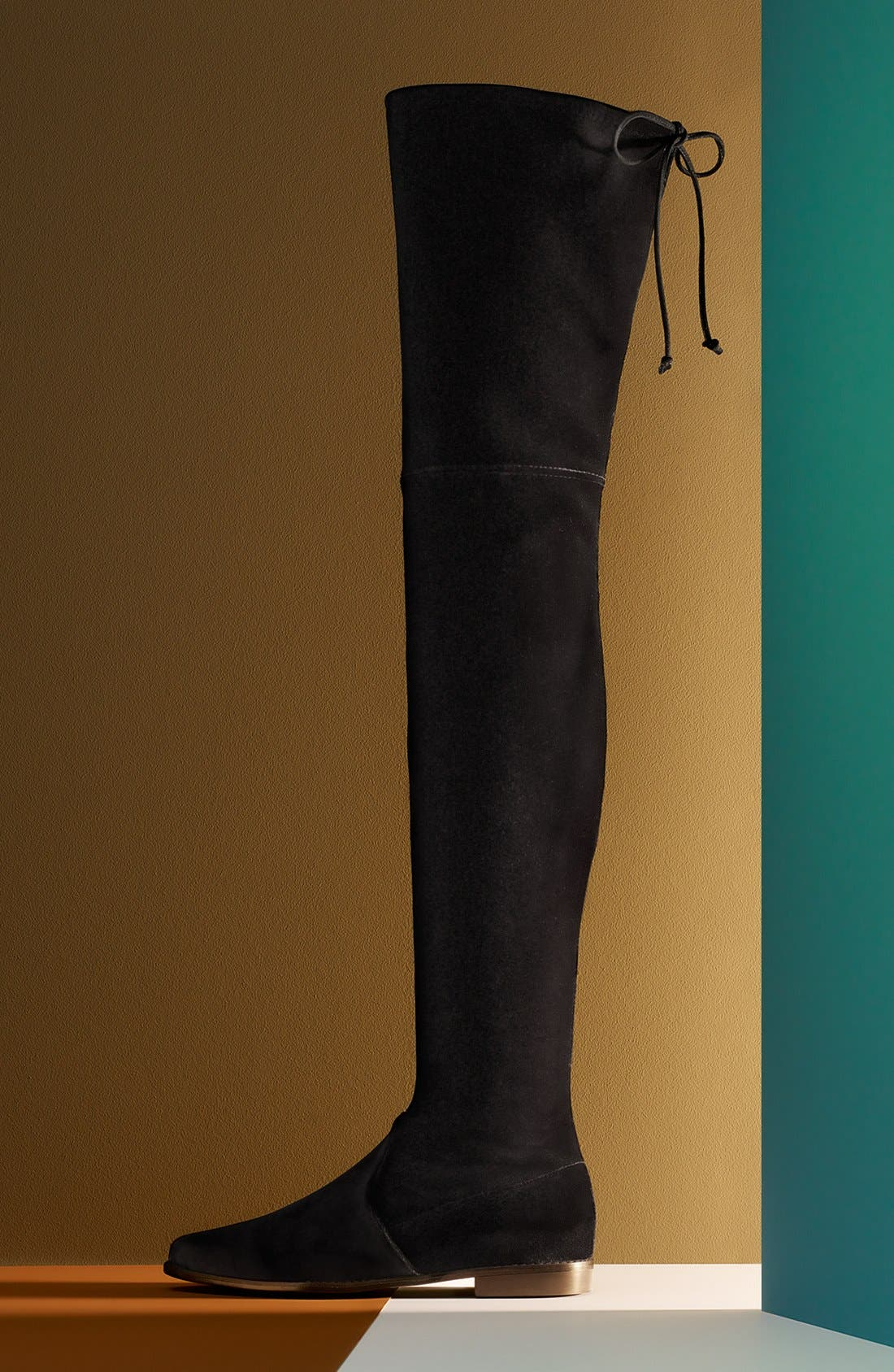 'Leggylady' Over the Knee Boot,                             Alternate thumbnail 5, color,