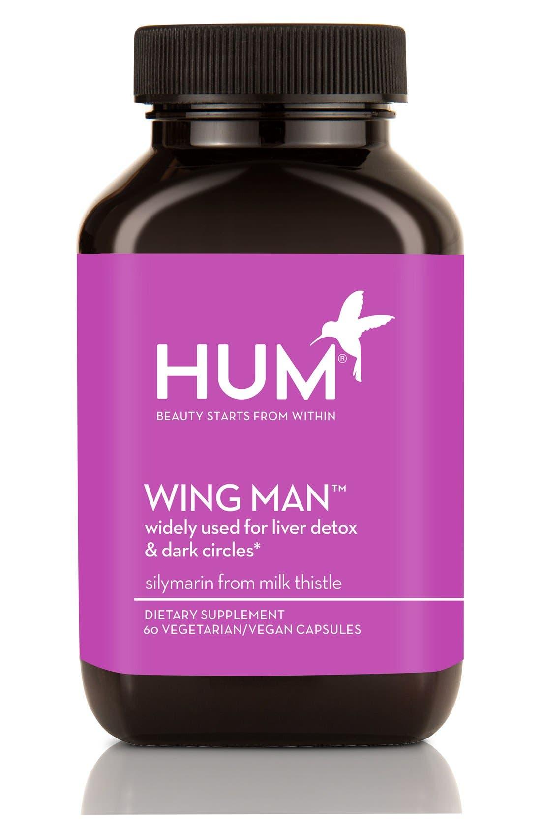 Hum Nutrition Wing Man Capsules