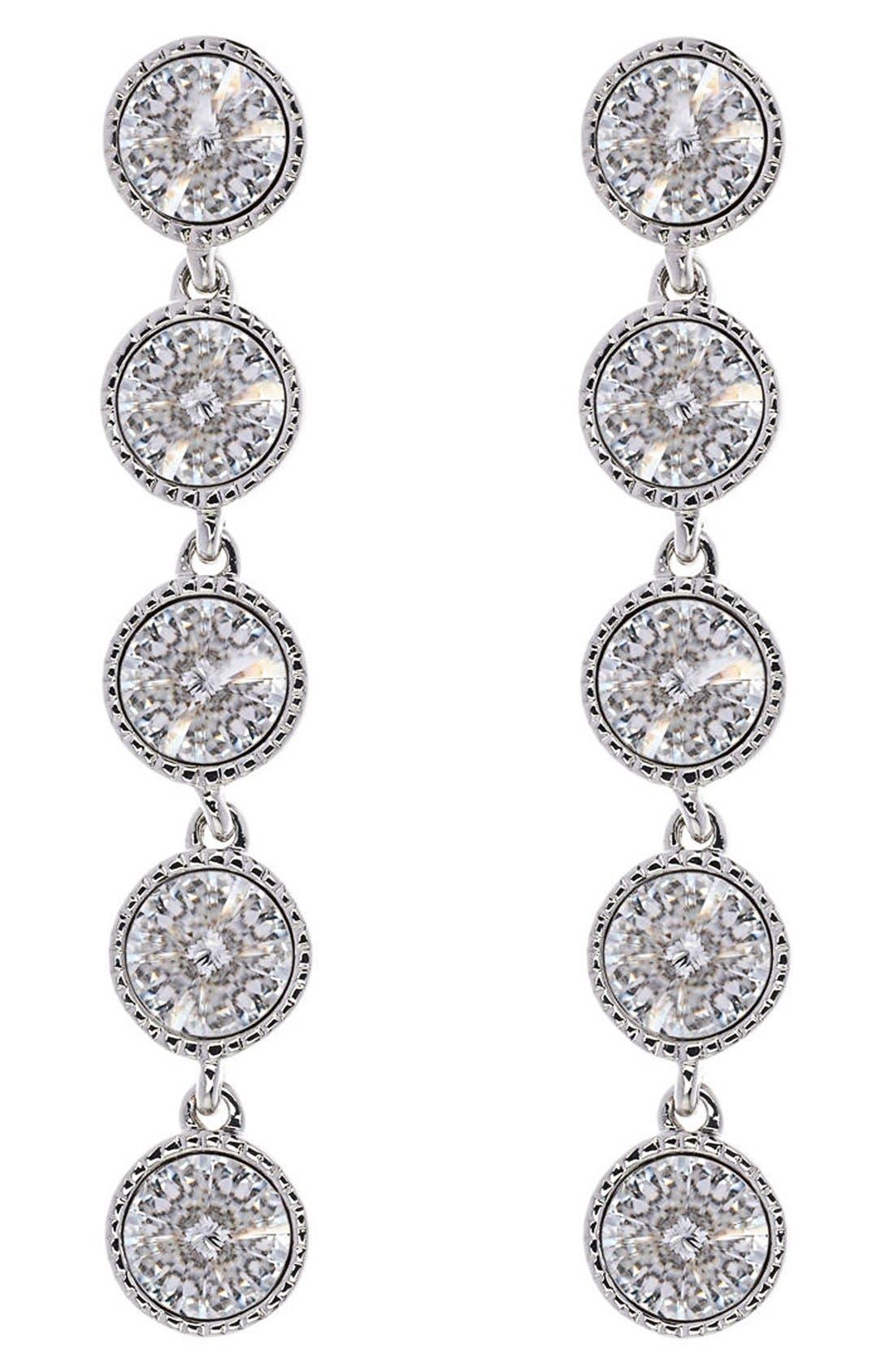 Ted Baker London Rizza Crystal Drop Earrings