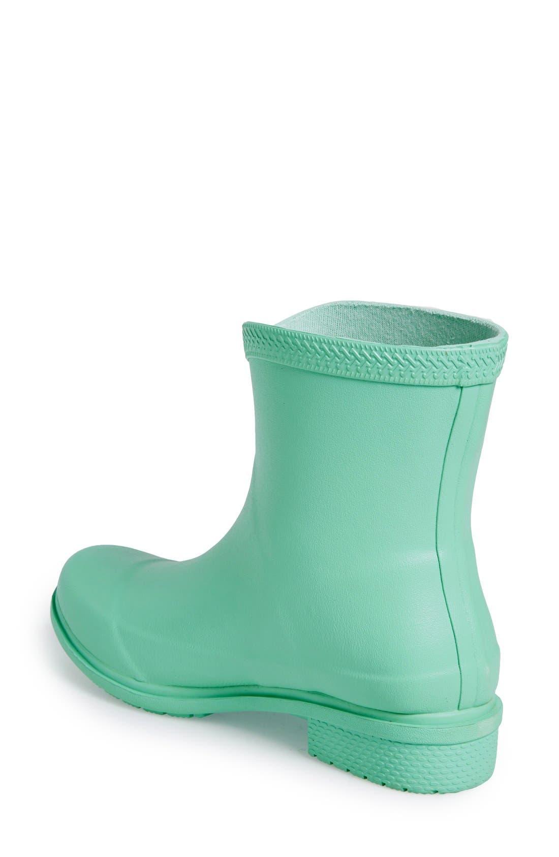 Alternate Image 2  - Havaianas 'Galochas Low Matte' Waterproof Rain Boot (Women)