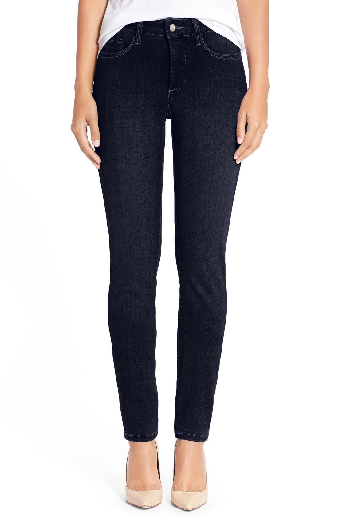'Ami' Stretch Skinny Jeans,                         Main,                         color, Amsterdam