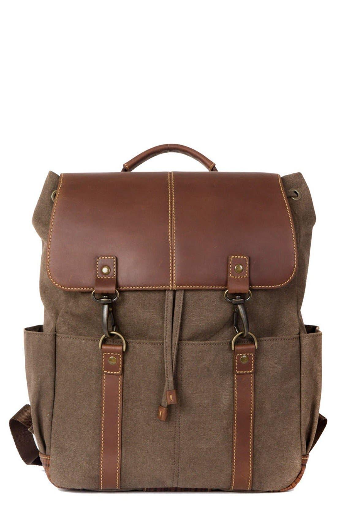 Alternate Image 1 Selected - Boconi Bryant Backpack