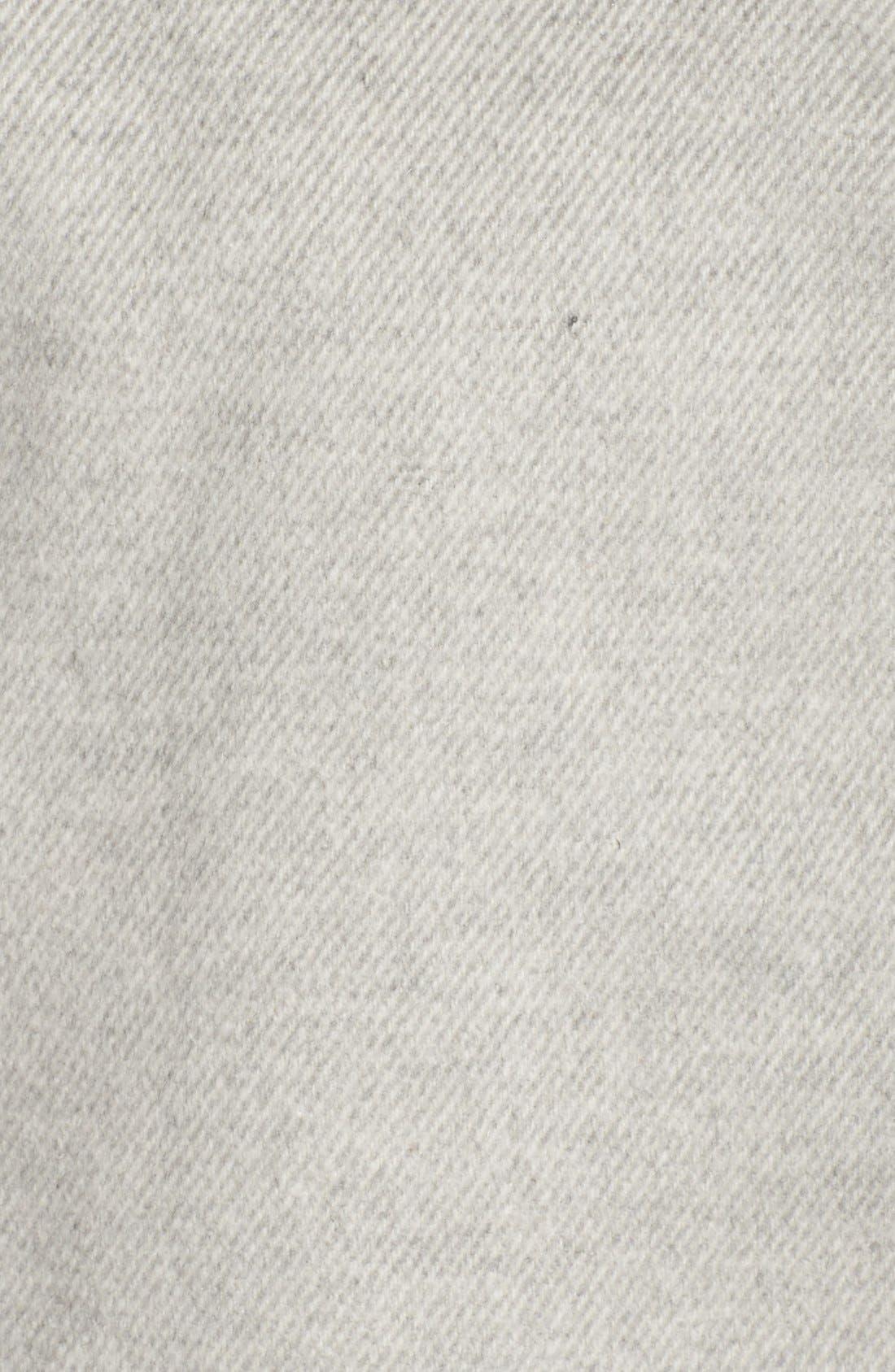 Alternate Image 5  - Tahari Asymmetrical Coat (Plus Size)