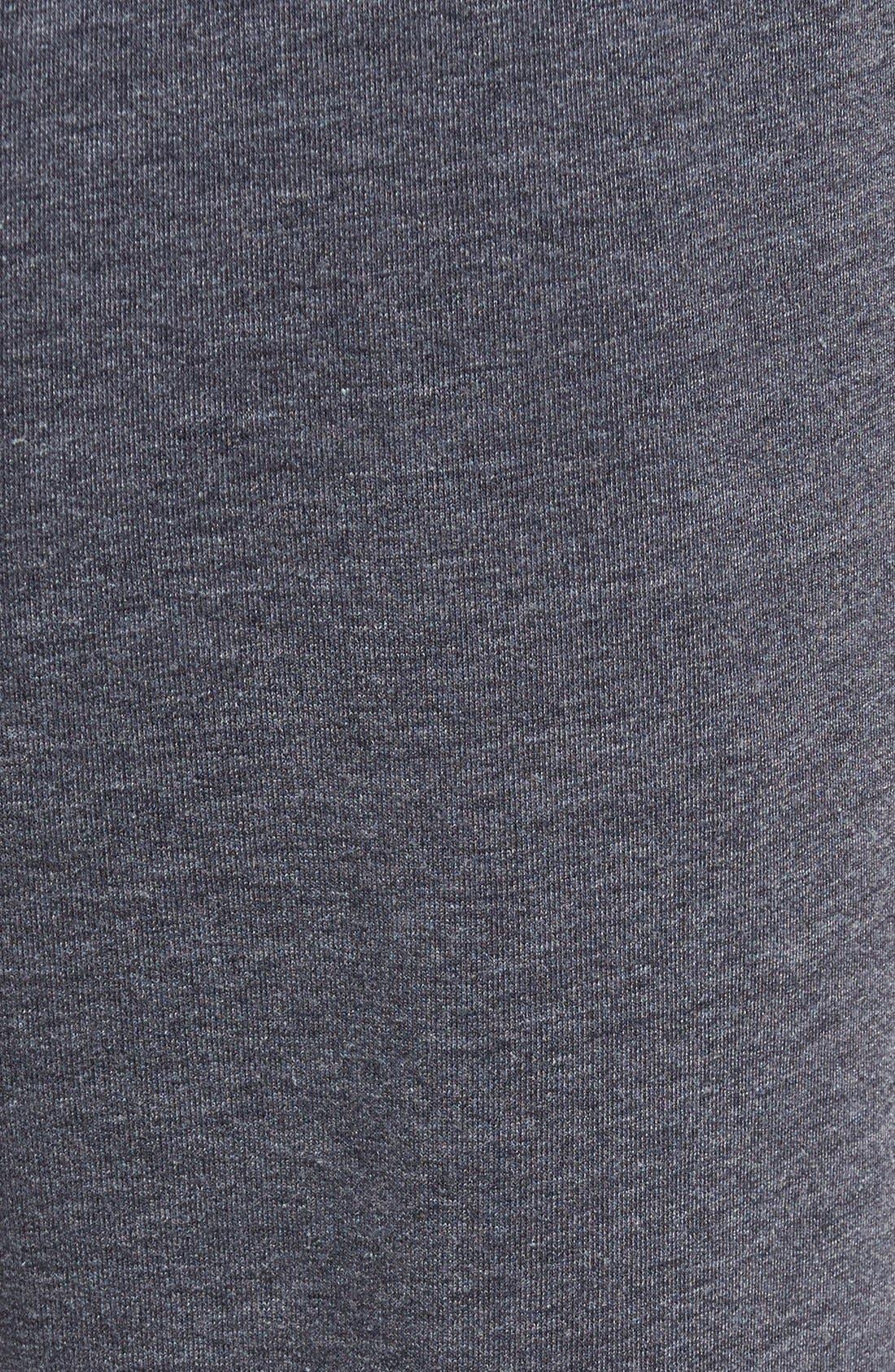 Alternate Image 5  - Daniel Buchler Washed Cotton Blend Terry Lounge Pants