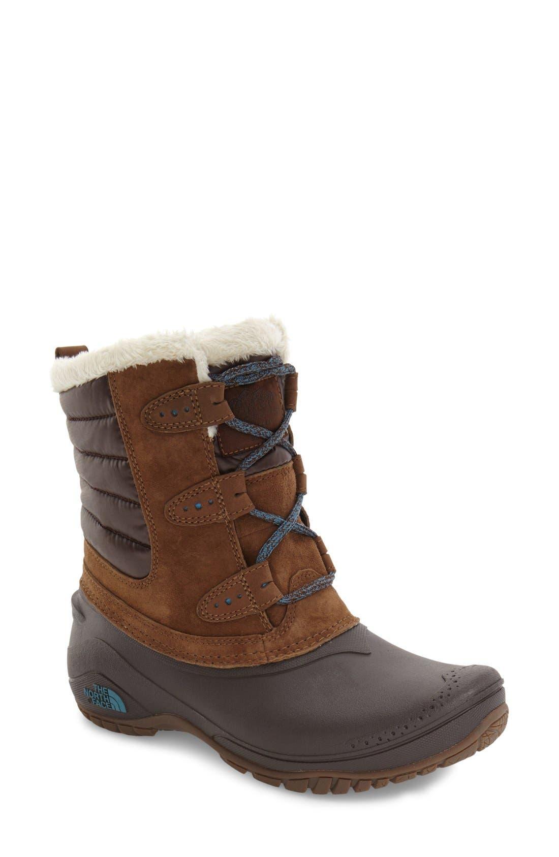 Alternate Image 1 Selected - The North Face Shellista II Waterproof Boot (Women)
