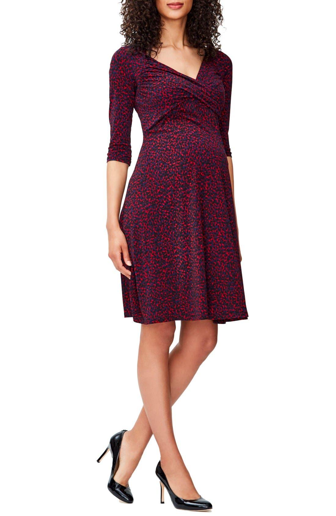 Main Image - Leota 'Sweetheart' Maternity Dress