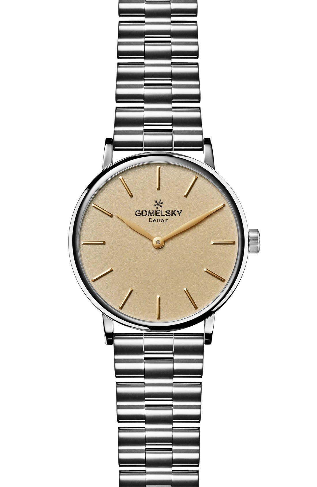 Gomelsky The Agnes Varis Bracelet Watch, 32mm