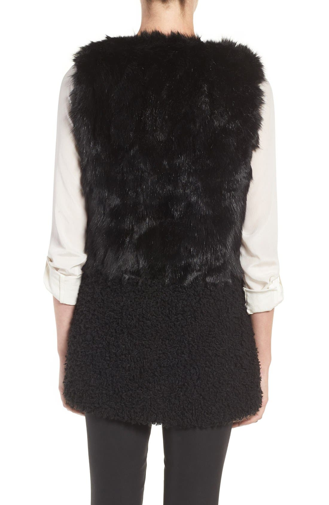 Alternate Image 2  - Hinge Faux Fur Vest