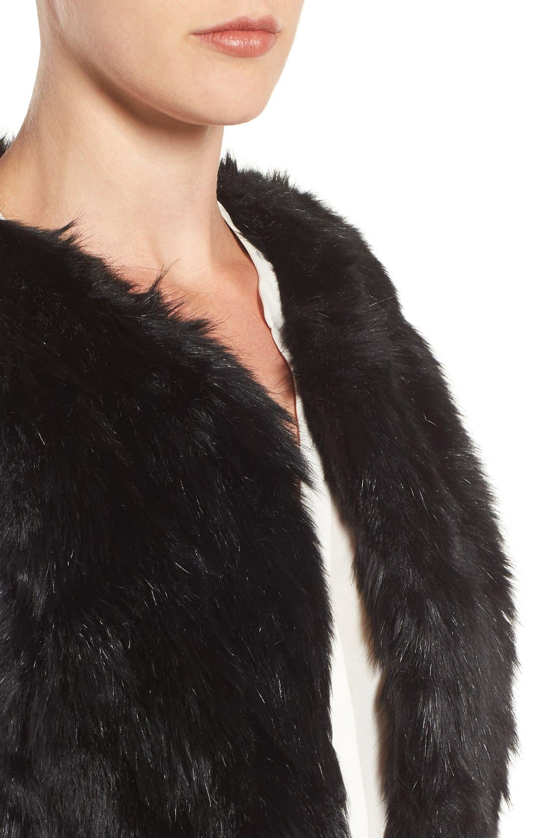 Alternate Image 4  - Hinge Faux Fur Vest