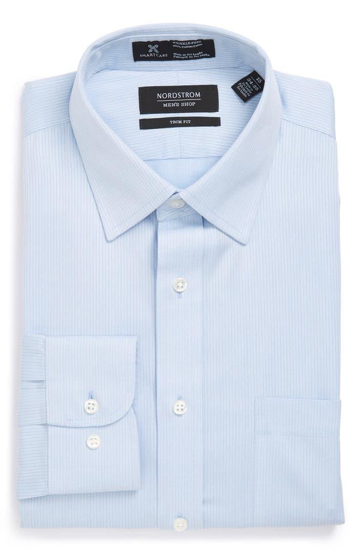 Nordstrom Mens Dress Shirt 16 1/2 Cotton Purple Button ...  From Dress Shirts Nordstrom