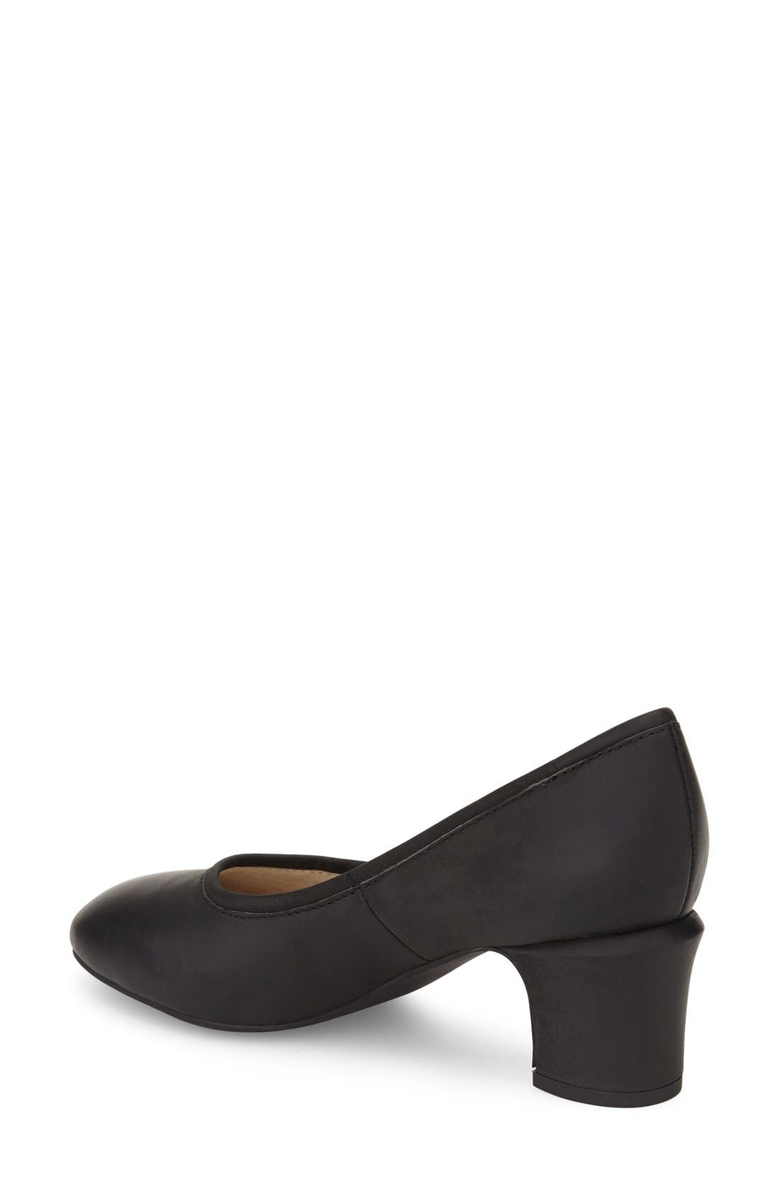 Alternate Image 2  - Seychelles Canopy Beveled Heel Pump (Women)