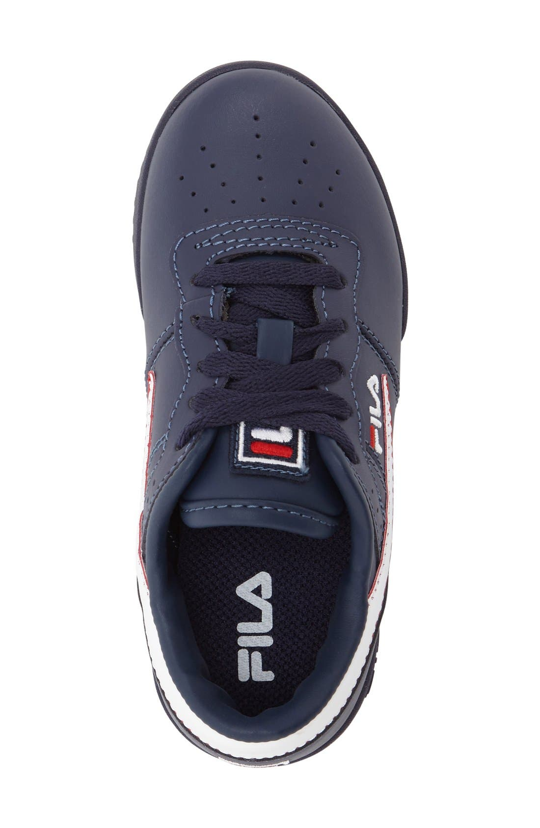 Alternate Image 3  - FILA Original Sneaker (Toddler, Little Kid & Big Kid)