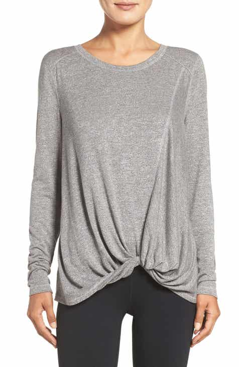 Womens Active Workout Tees Tops Nordstrom
