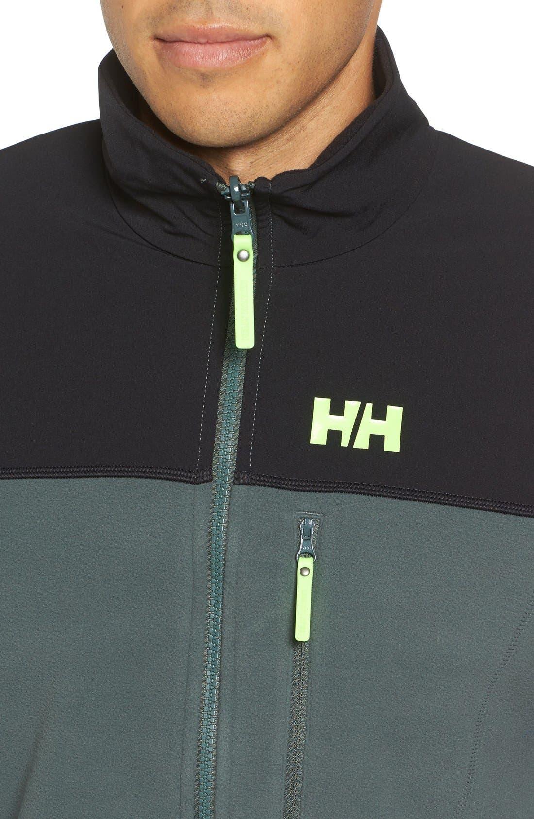 Alternate Image 4  - Helly Hansen Sitka Fleece Jacket