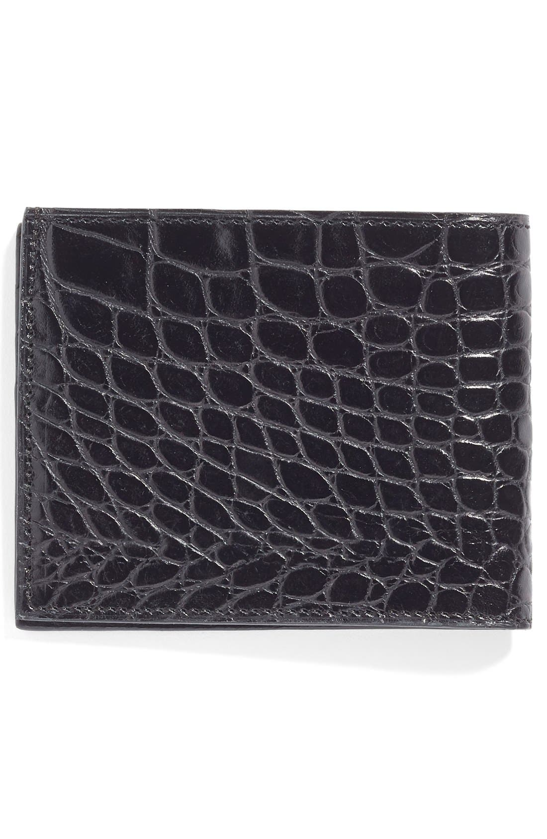 Alternate Image 3  - Martin Dingman Leather Wallet