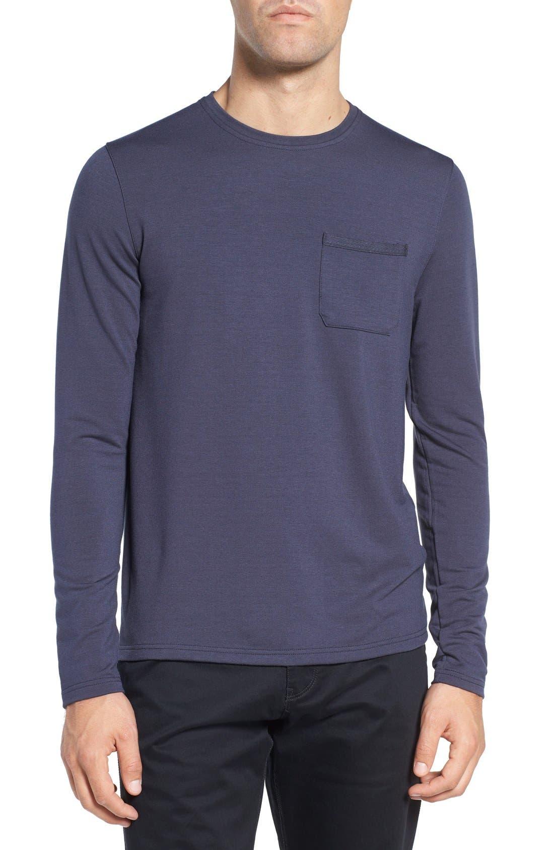 Alternate Image 1 Selected - W.R.K Bona Pocket T-Shirt