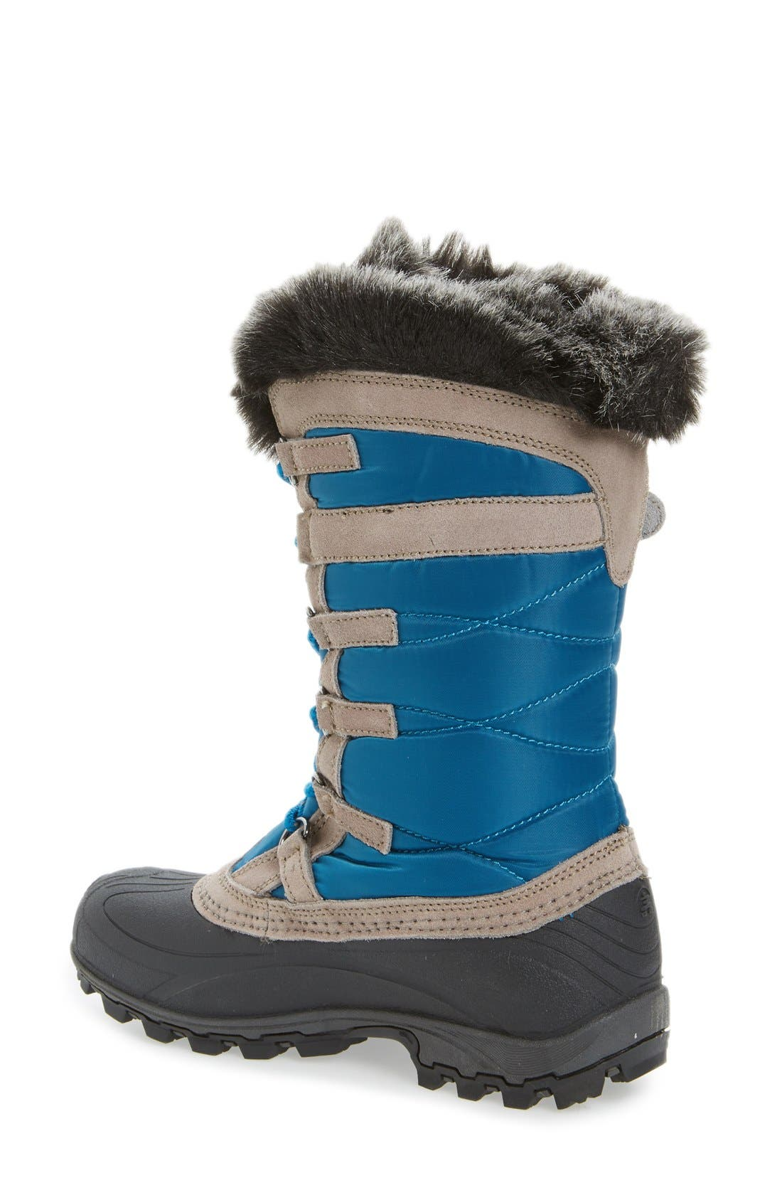 Alternate Image 2  - Kamik Snowvalley Waterproof Boot with Faux Fur Cuff (Women)