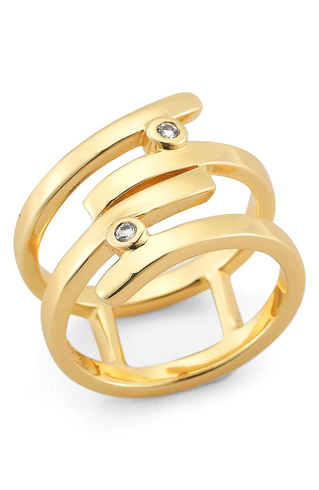 Connolly Ring,                         Main,                         color, Gold
