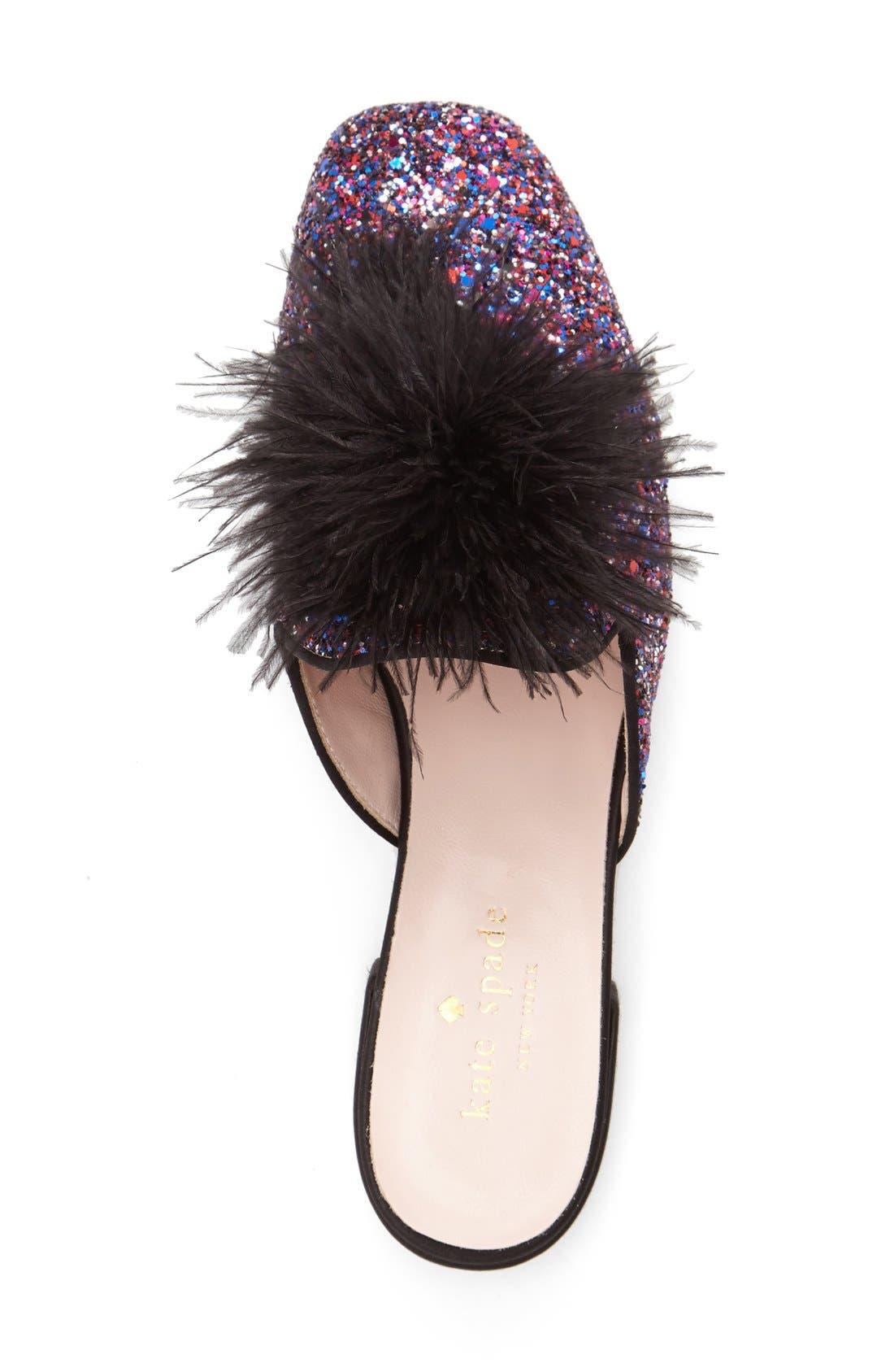 Alternate Image 3  - kate spade new york gala mule loafer (Women)