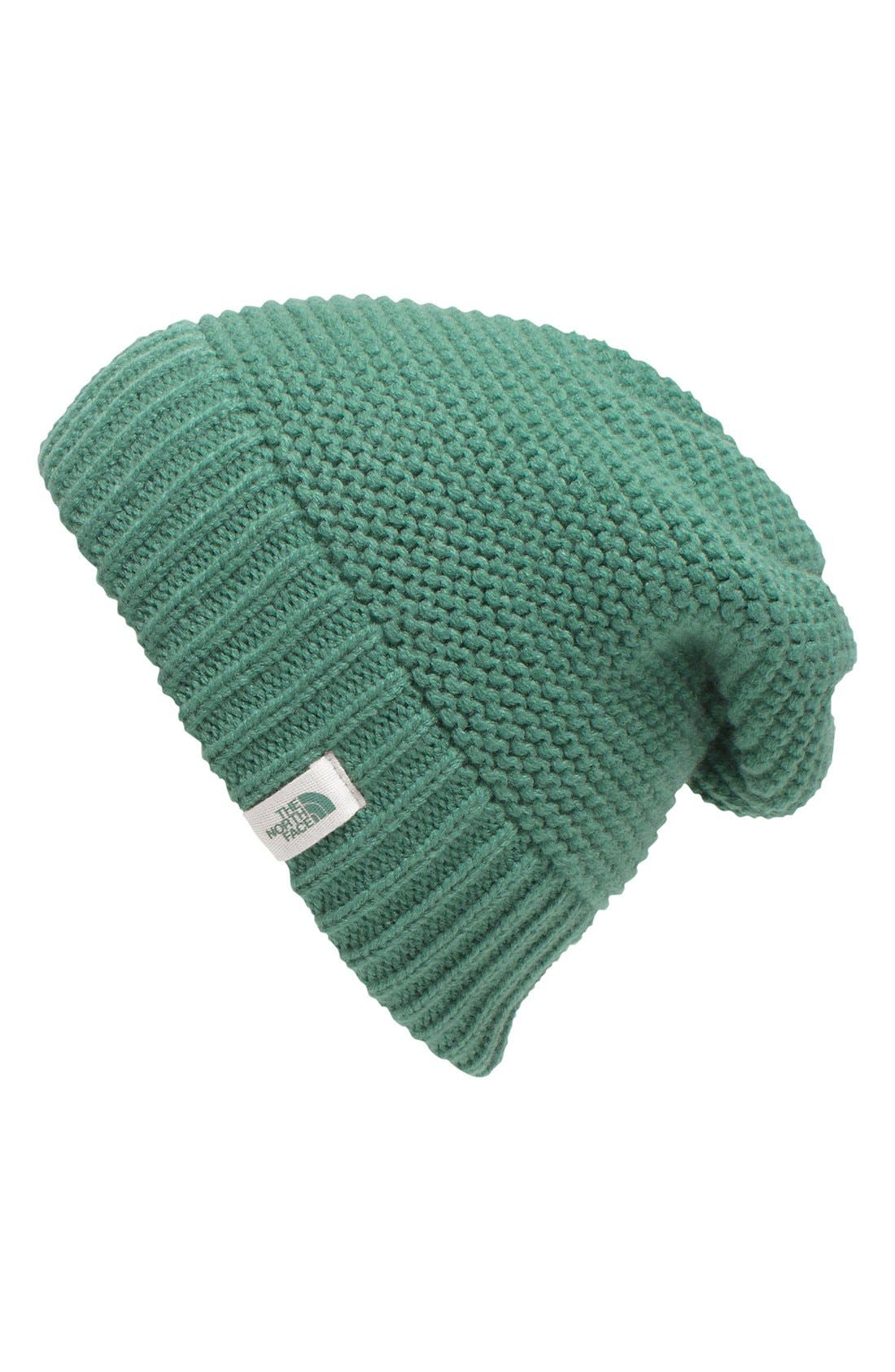 Alternate Image 1 Selected - The North Face 'Purrl' Knit Beanie