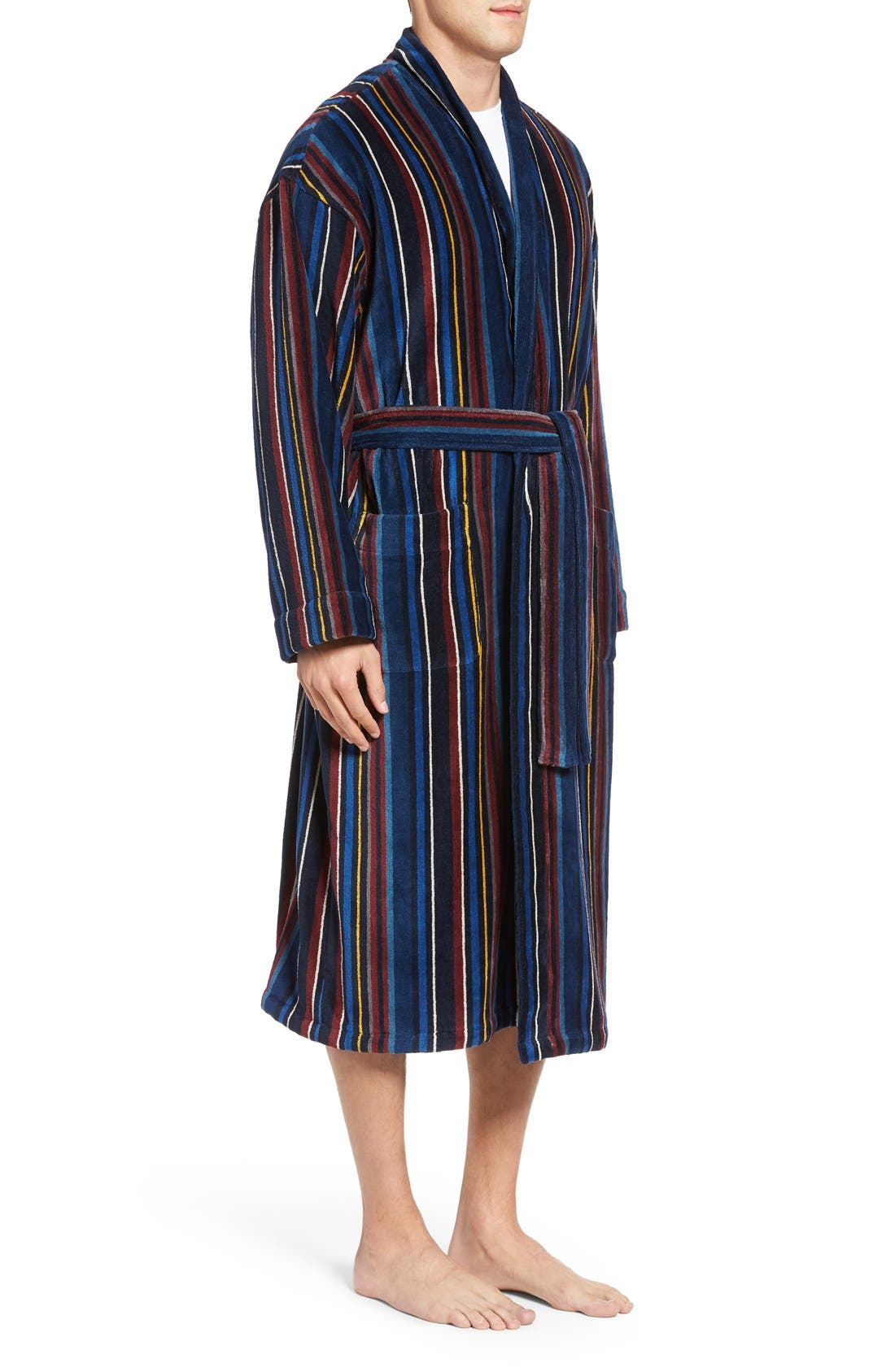 Alternate Image 3  - Majestic International Terry Cotton Robe