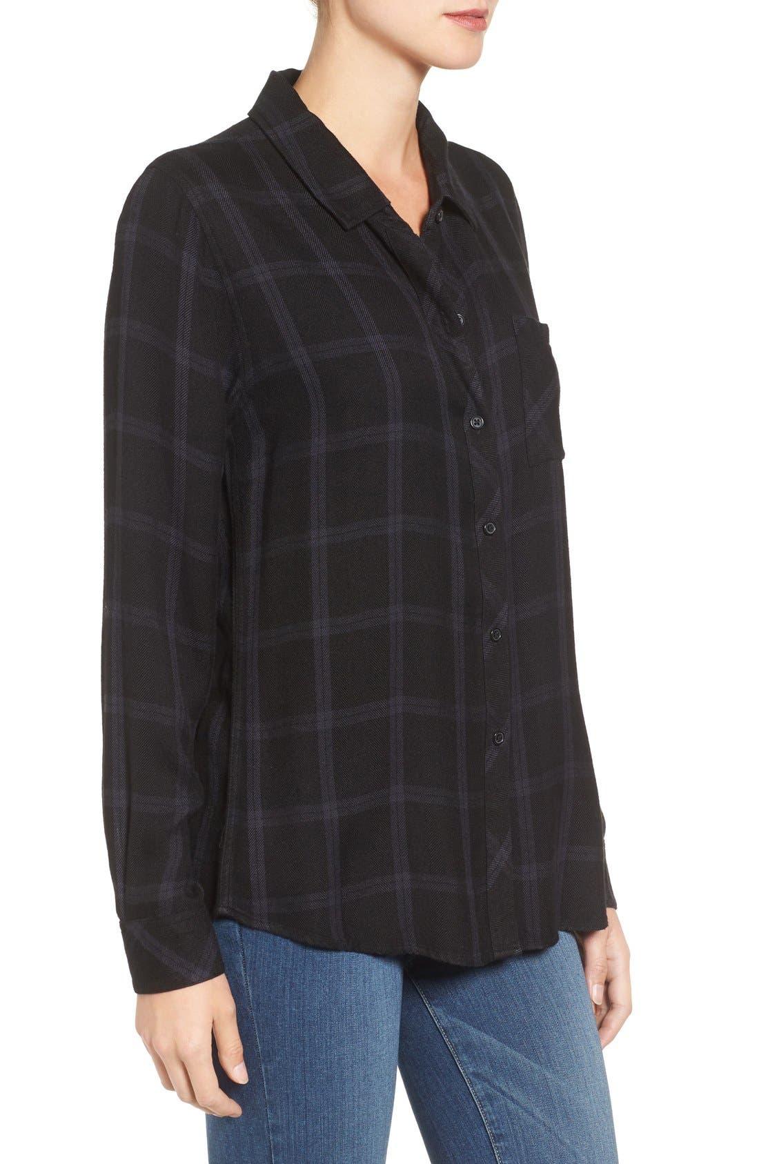Alternate Image 3  - Rails Hunter Plaid Shirt