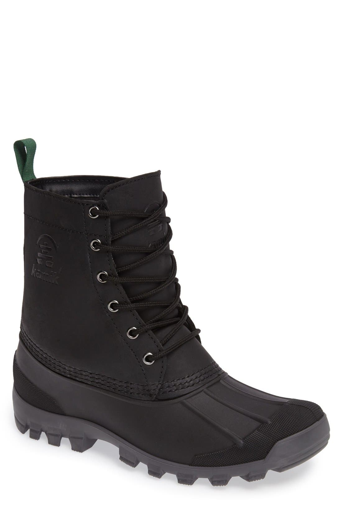 Alternate Image 1 Selected - Kamik Yukon6 Waterproof Work Boot (Men)