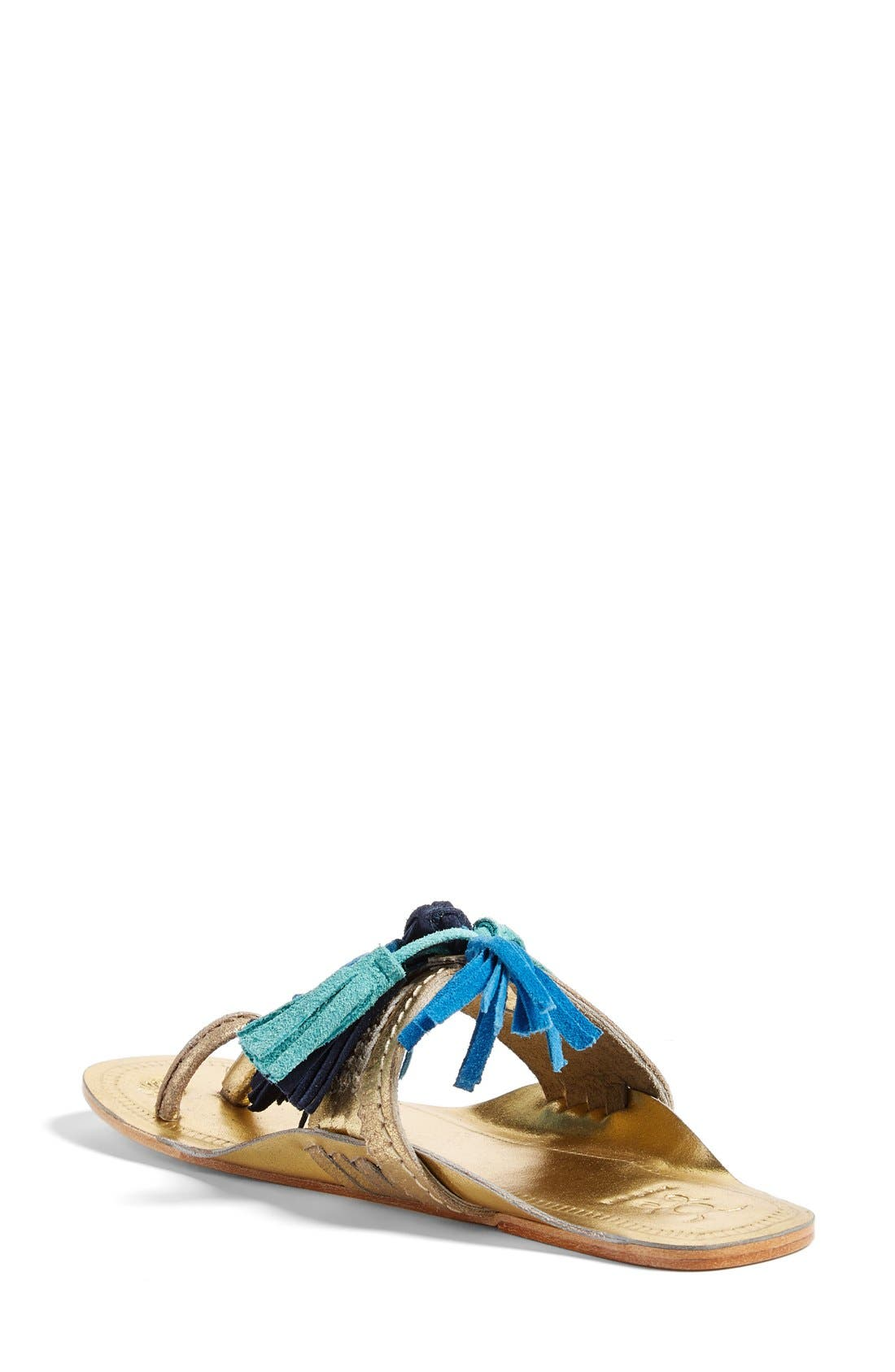 Alternate Image 2  - Figue Scaramouch Tassel Sandal (Women)