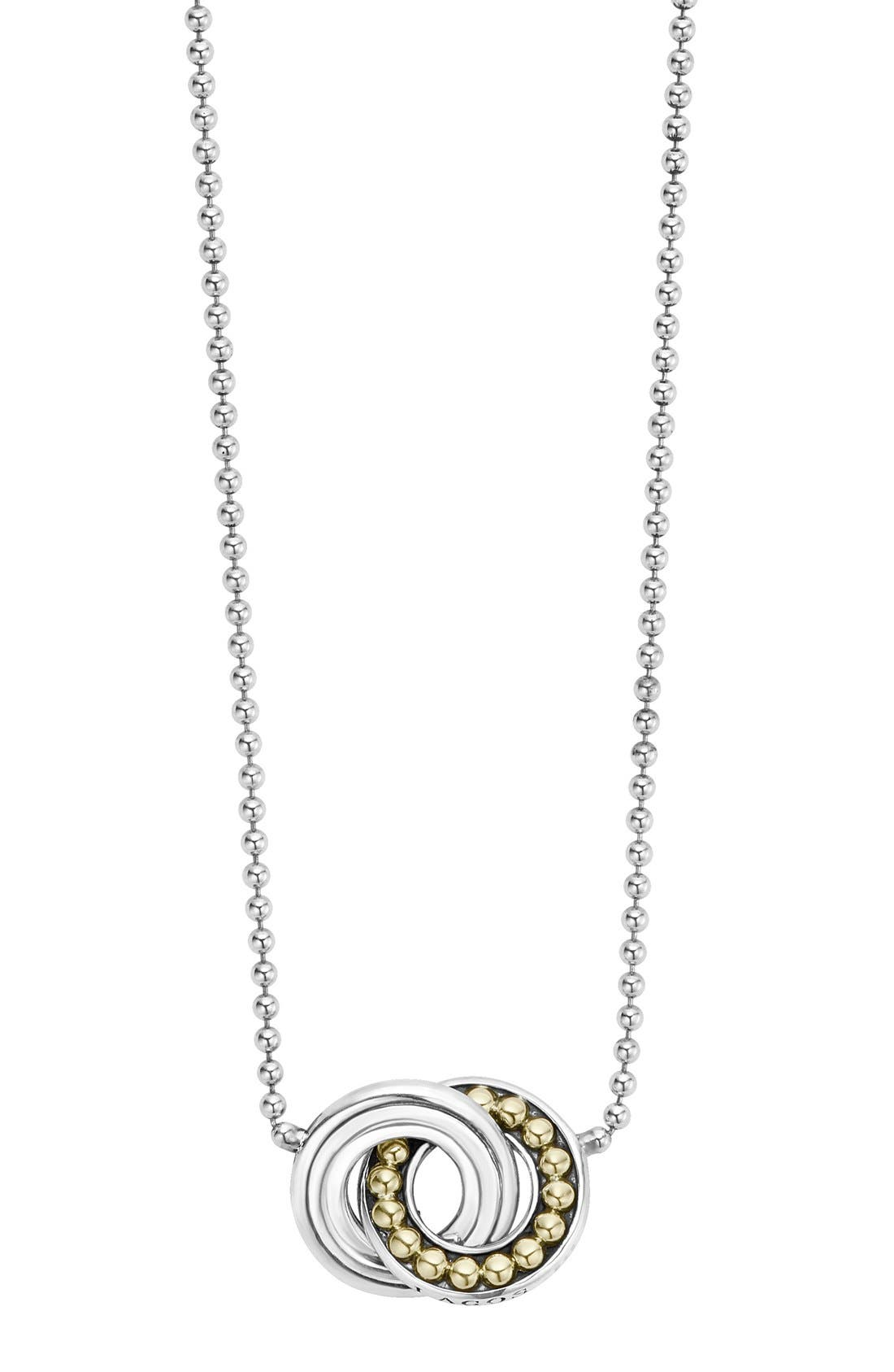 LAGOS Enso Pendant Necklace