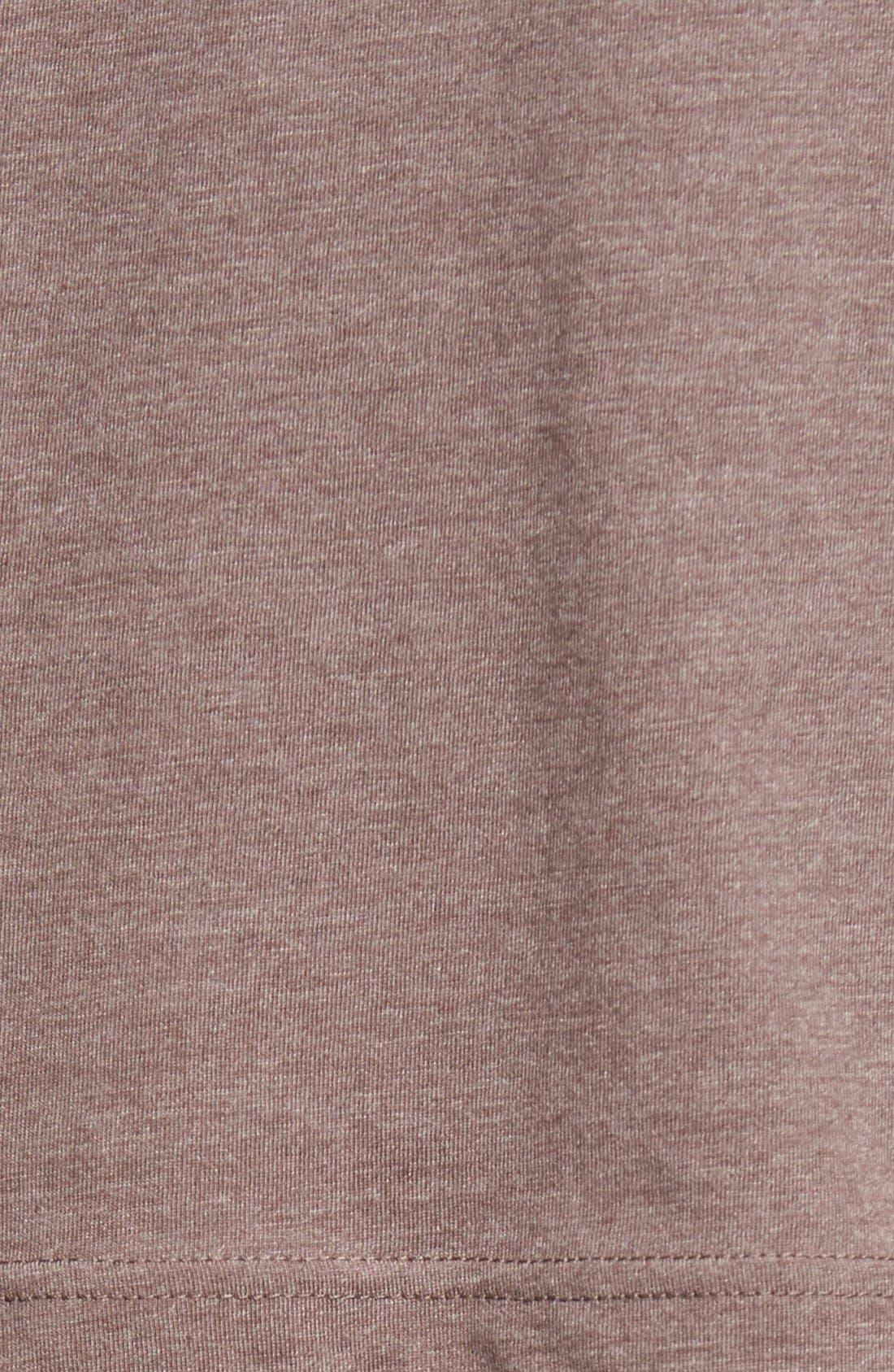Alternate Image 5  - Majestic International T-Shirt & Lounge Pants