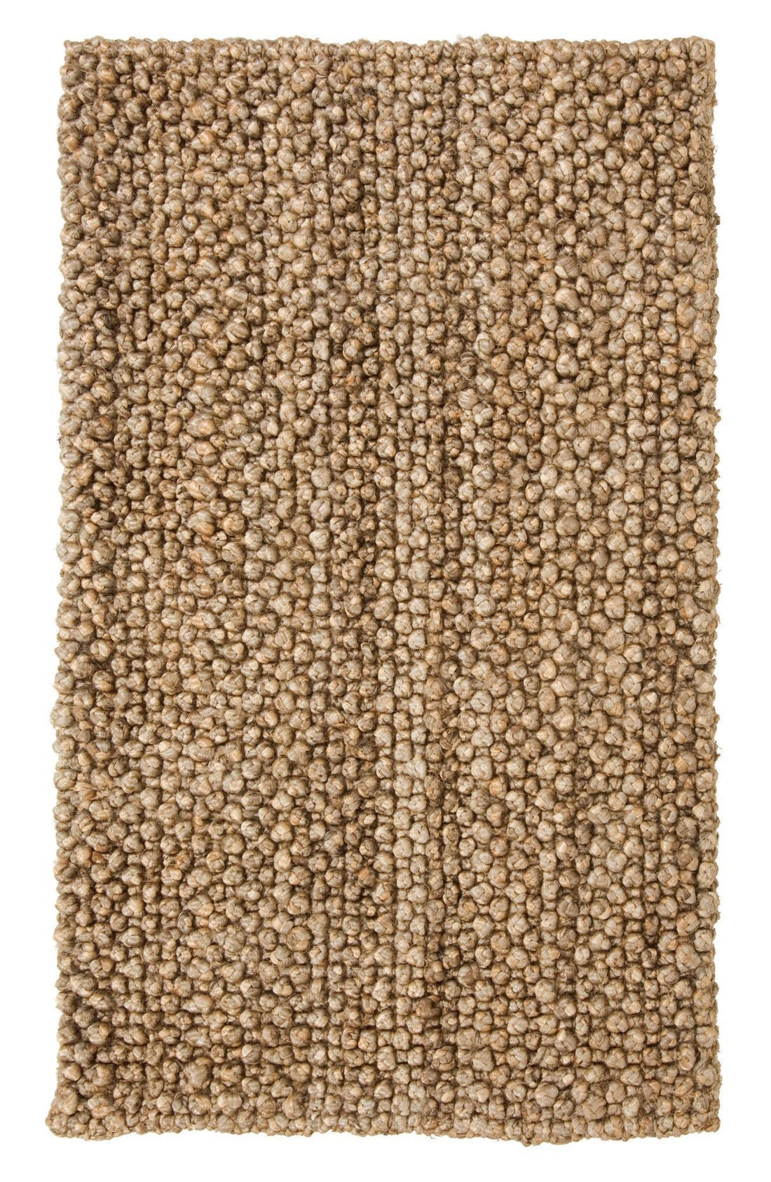 Knobby Loop Handwoven Rug,                         Main,                         color, Natural