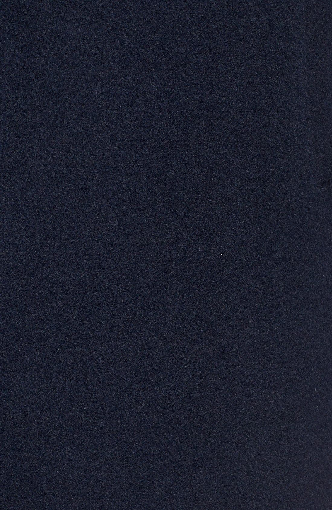 Alternate Image 5  - Pendleton Roslyn Waterproof Lambswool Blend Hooded Coat