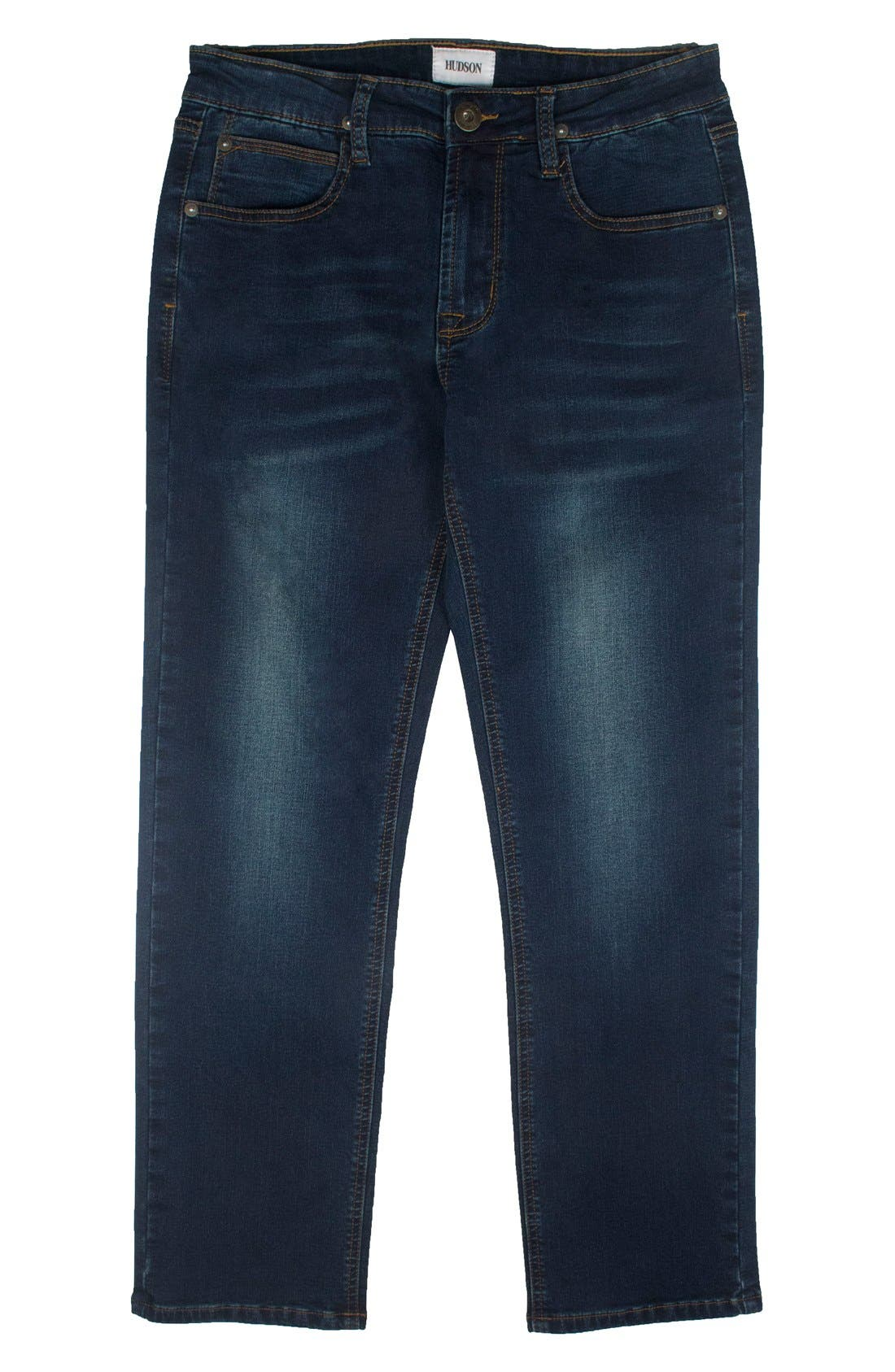 Jagger Straight Leg Jeans,                         Main,                         color, Gritty Grass
