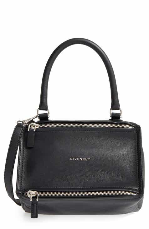 590ad1d14045 Givenchy  Small Pandora  Leather Satchel