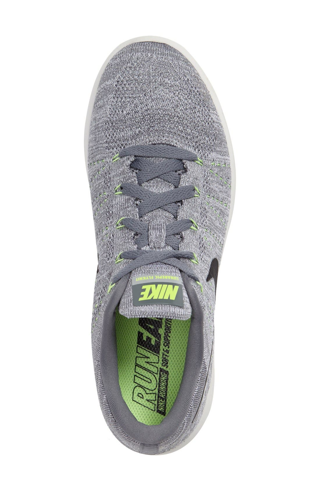 Alternate Image 3  - Nike 'LunarEpic Low Flyknit' Running Shoe (Men)