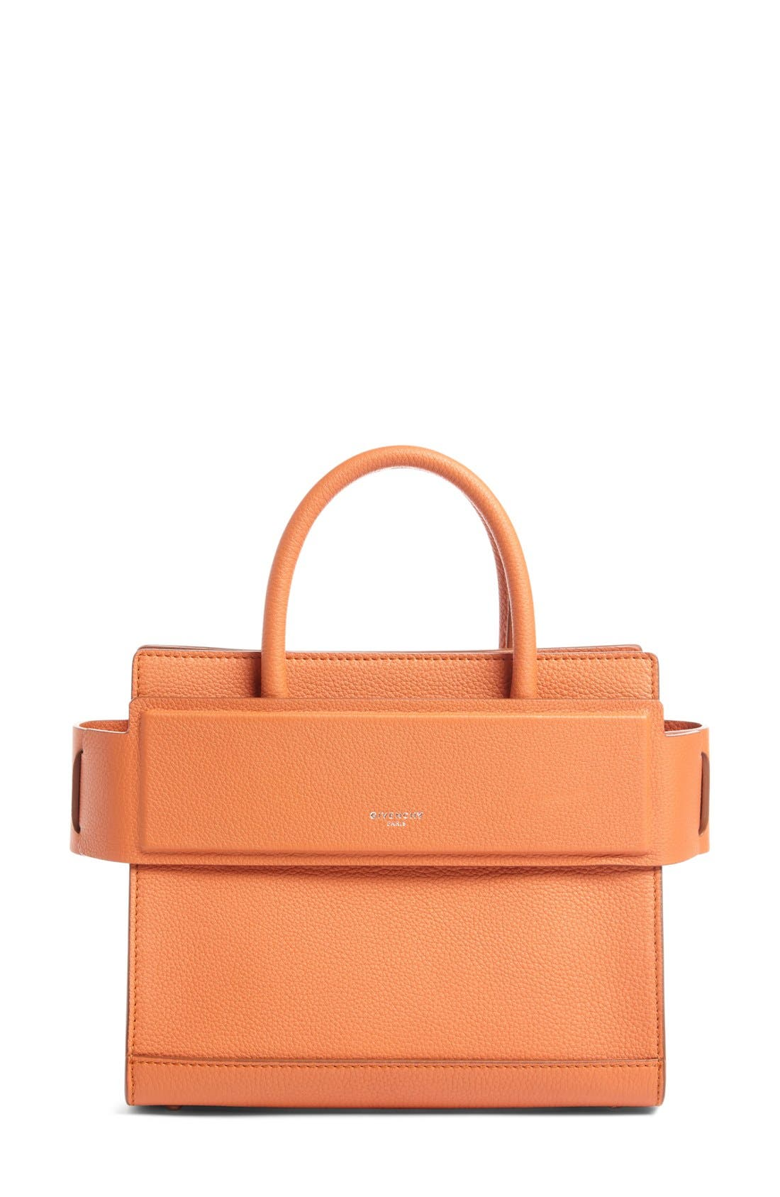 Main Image - Givenchy Mini Horizon Grained Calfskin Leather Tote