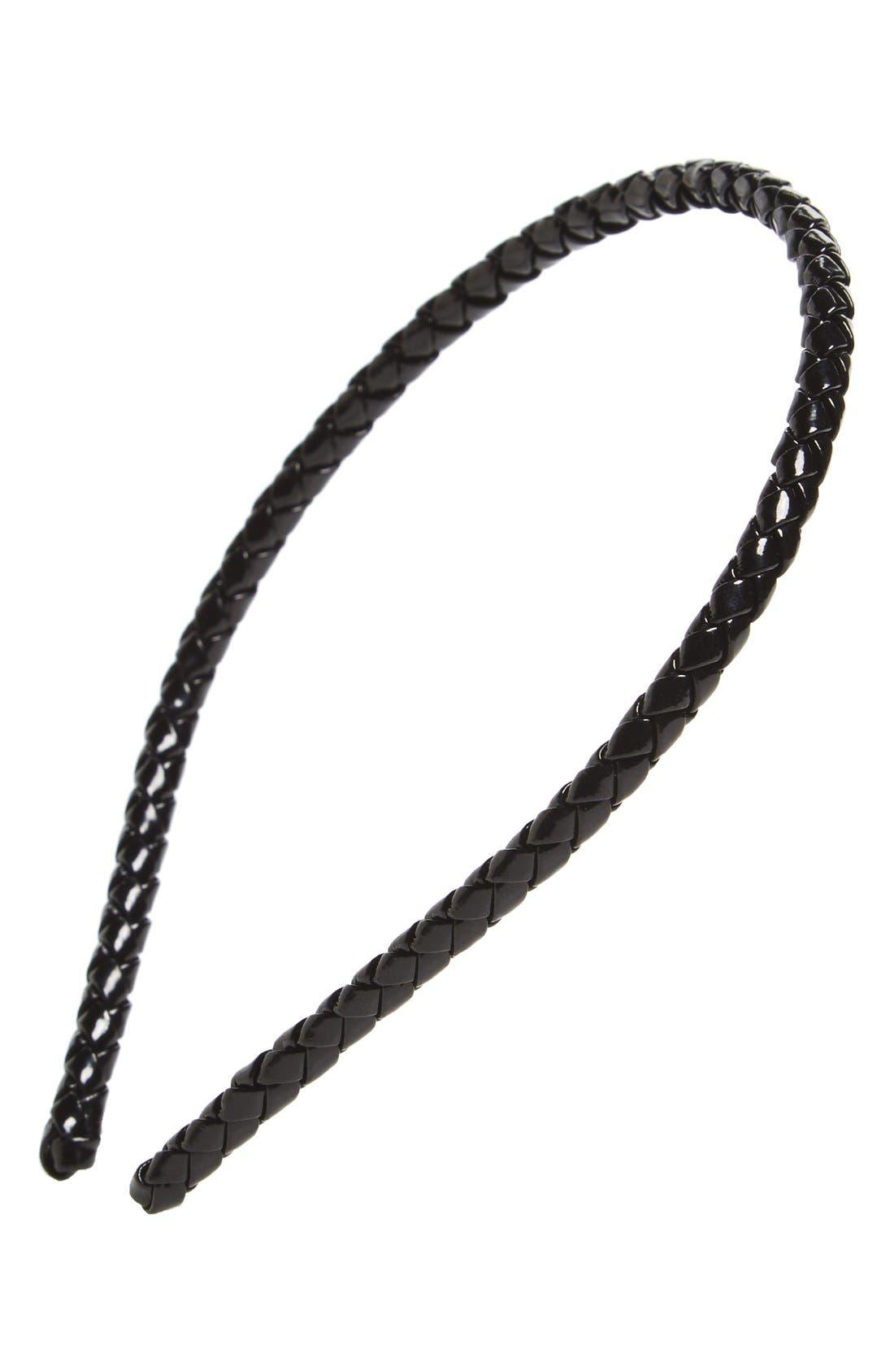 Alternate Image 1 Selected - L. Erickson Braided Headband