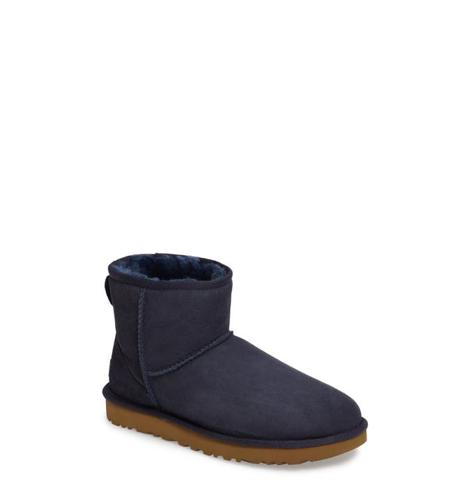 UGG Classic Mini II Genuine Shearling Lined Boot Women Nordstrom - Free custom invoice template official ugg outlet online store