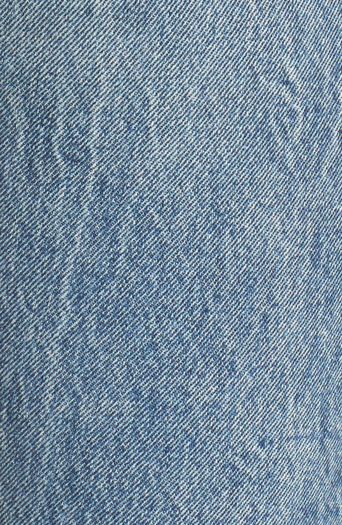 Alternate Image 5  - Levi's® The Wedgie Icon Fit Jeans