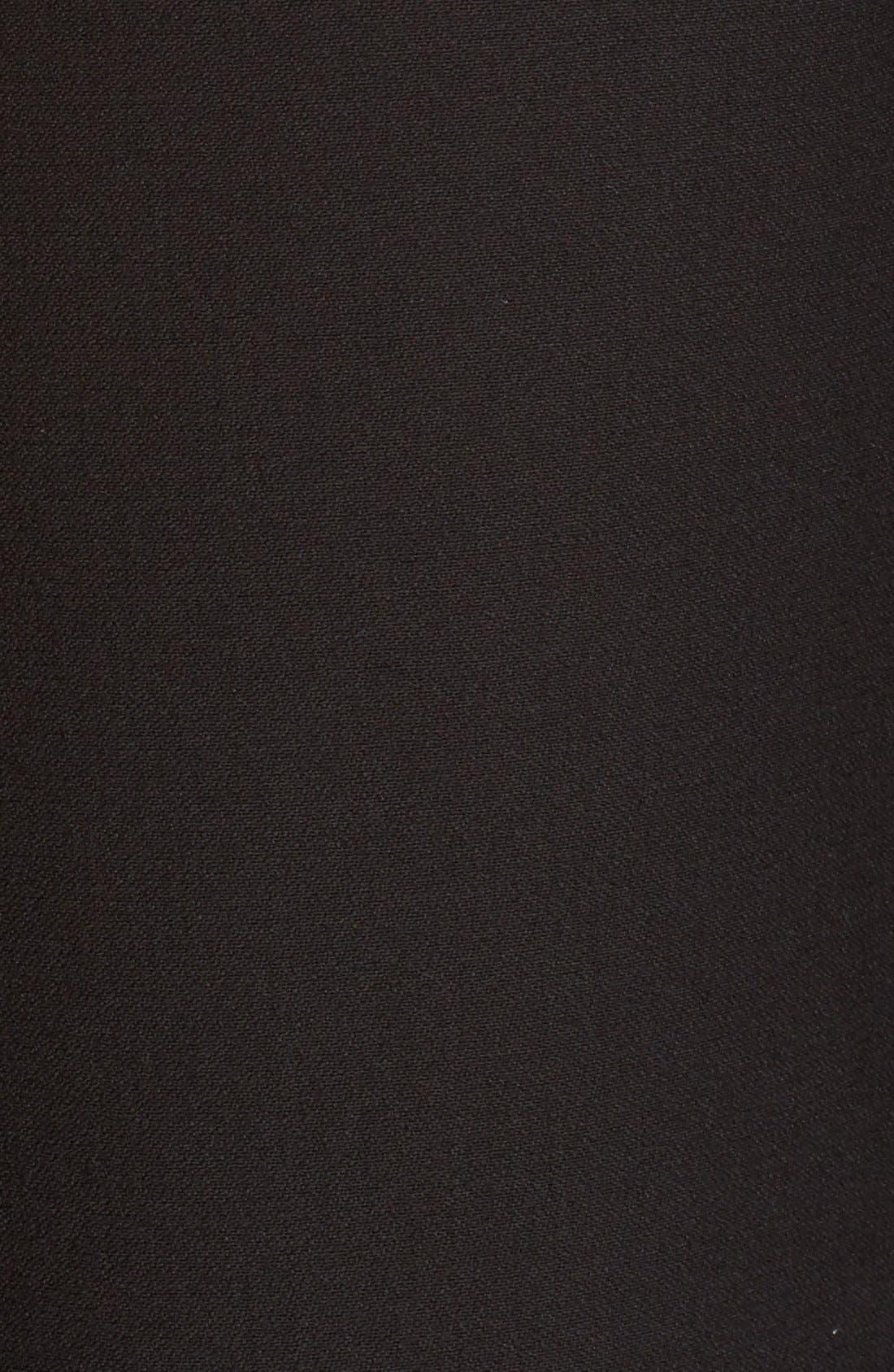 Alternate Image 3  - Armani Collezioni Double Crepe Caban Jacket