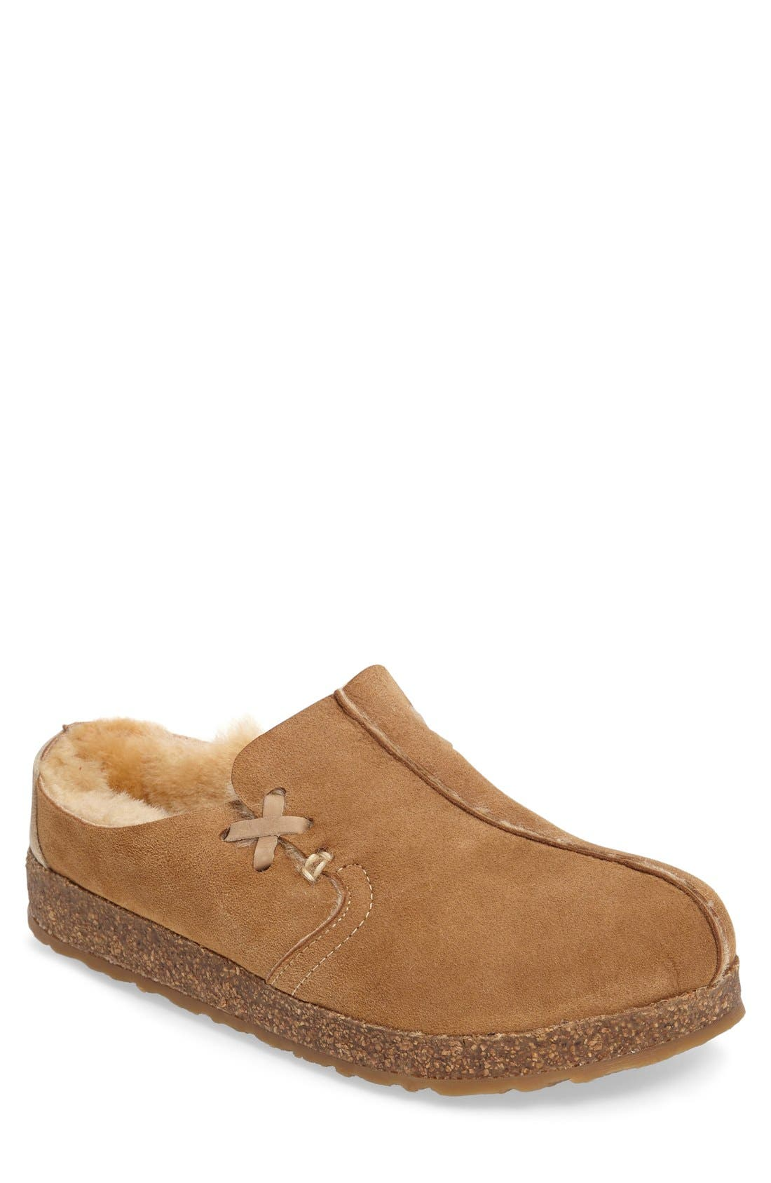 Alternate Image 1 Selected - Haflinger Saskatchewan Slipper (Women)