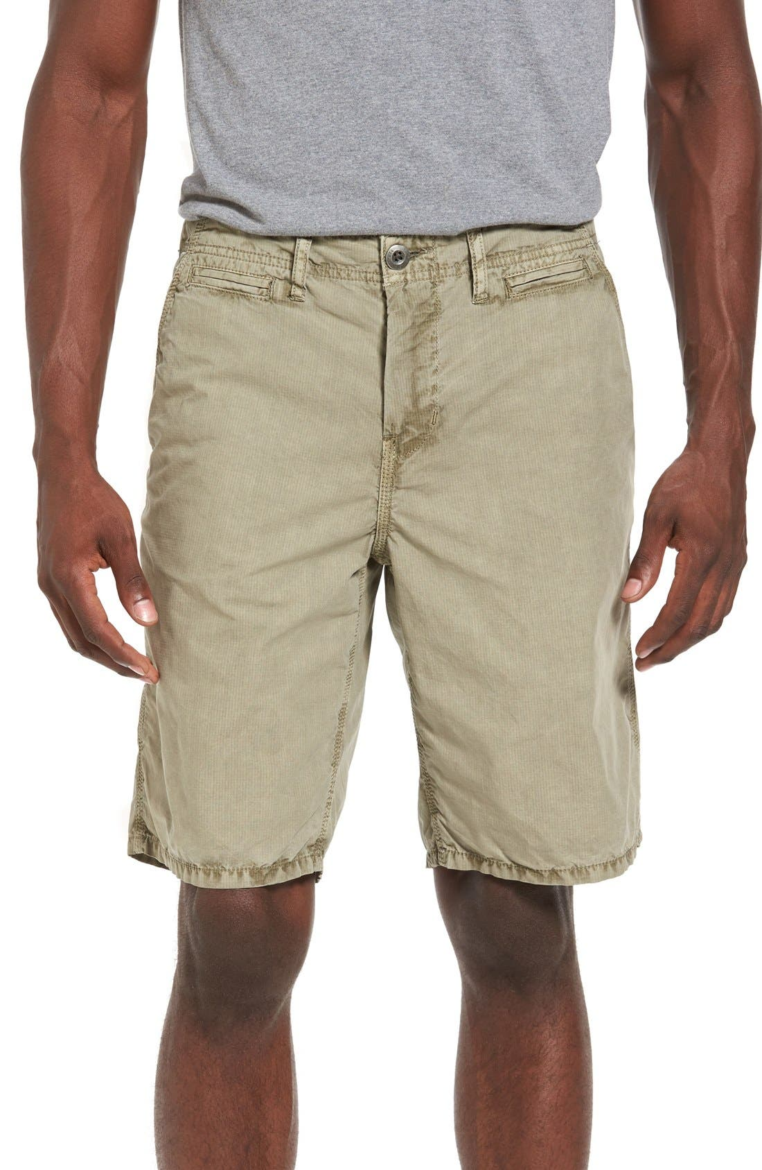 Palm Springs Shorts,                         Main,                         color, Olive