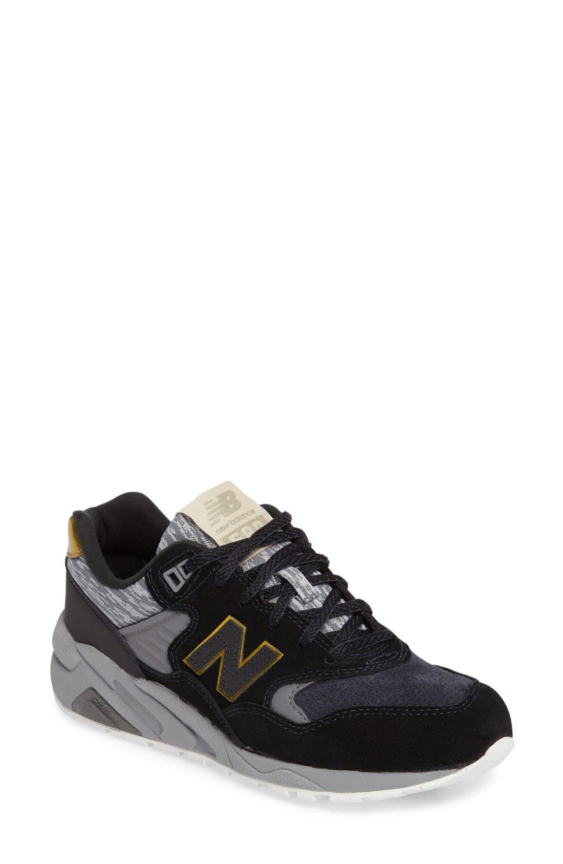 Alternate Image 1 Selected - New Balance 580 Sneaker (Women)