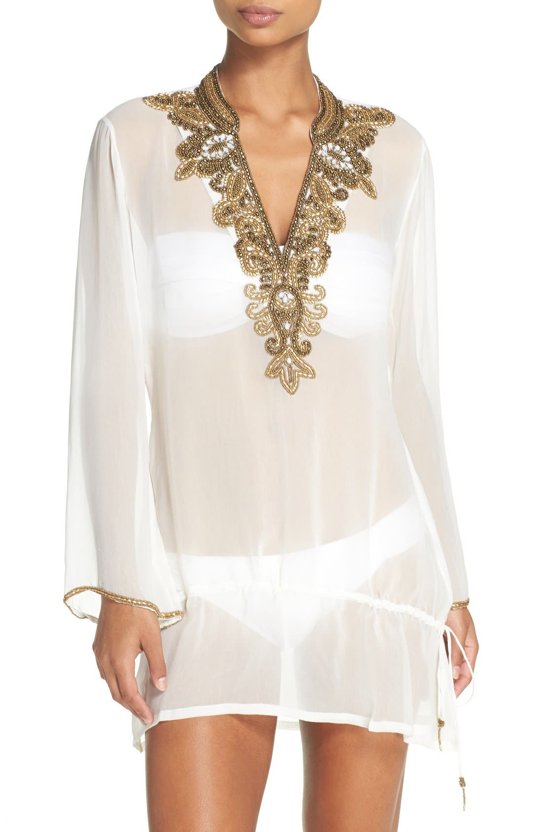 Asa Kaftans Casablanca Beaded Tunic