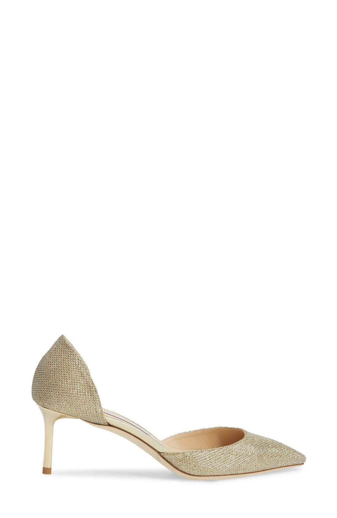 Alternate Image 4  - Jimmy Choo Esther Pointy Toe Pump (Women)