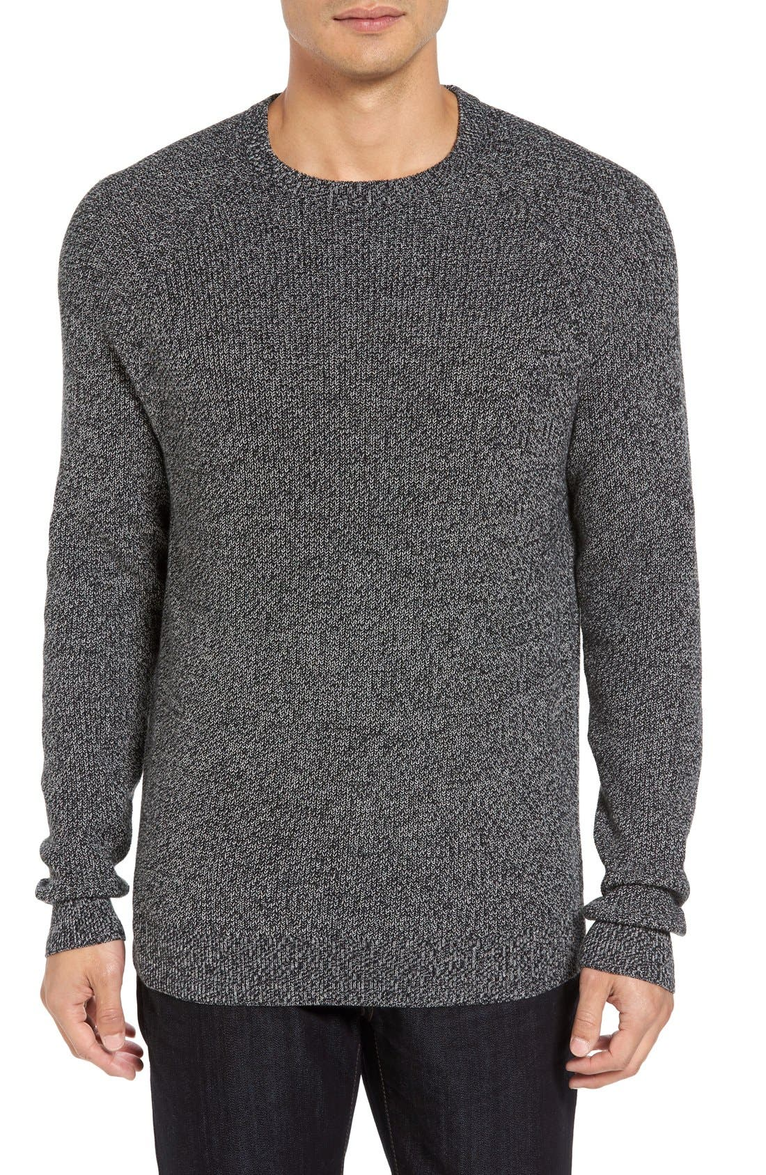 Nordstrom Men's Shop Crewneck Sweater (Regular)
