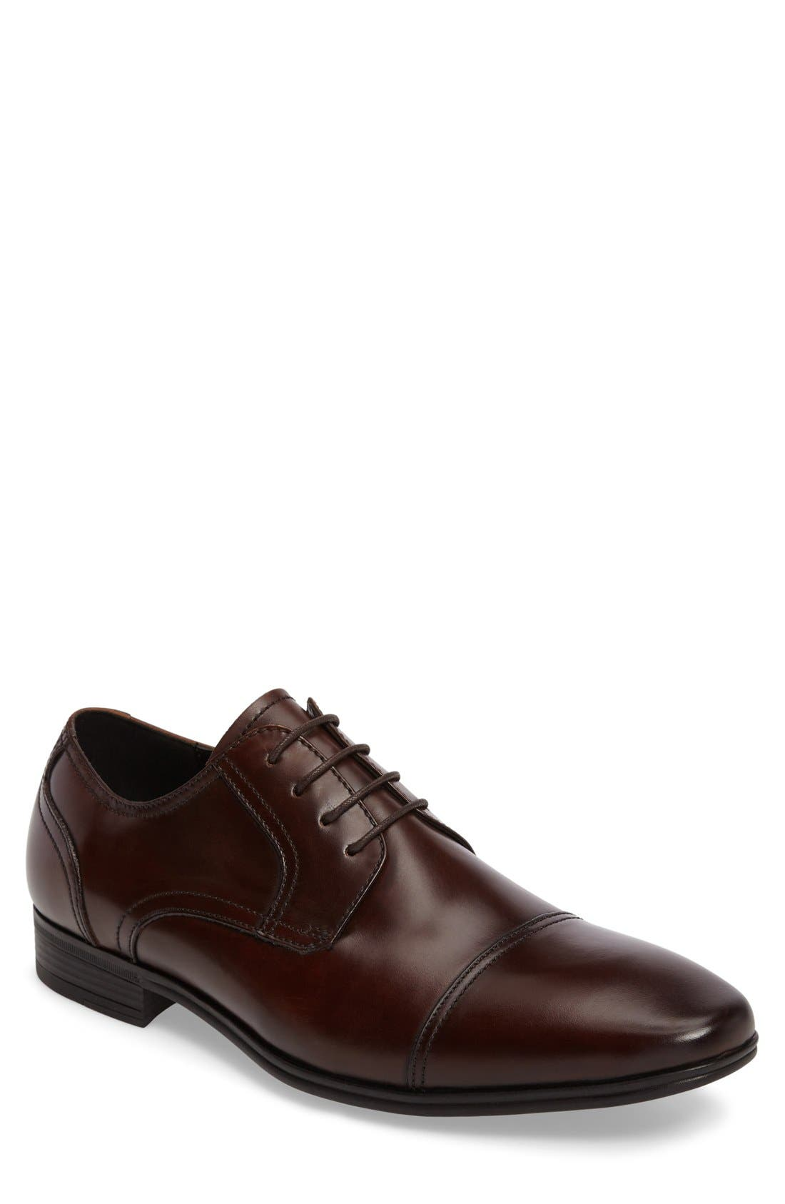 Main Image - Reaction Kenneth Cole In a Min-ute Oxford (Men)