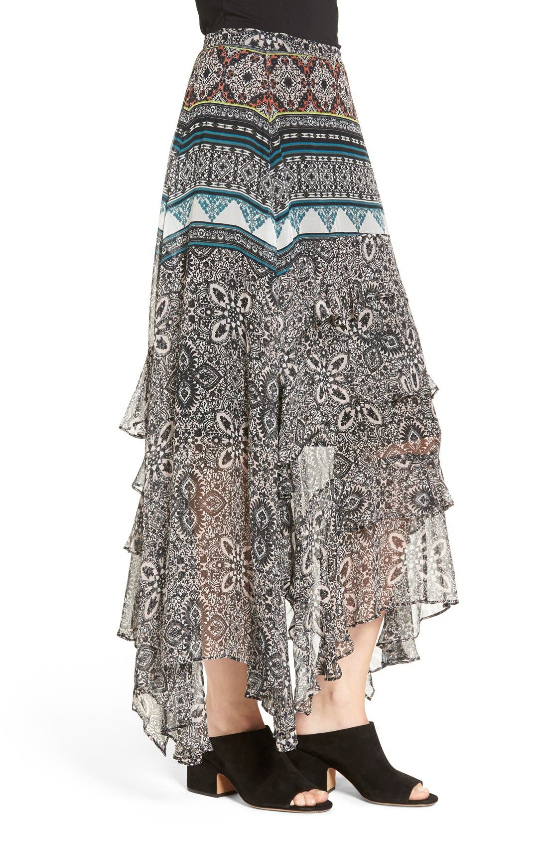 Alternate Image 3  - Ella Moss Jacinda Skirt